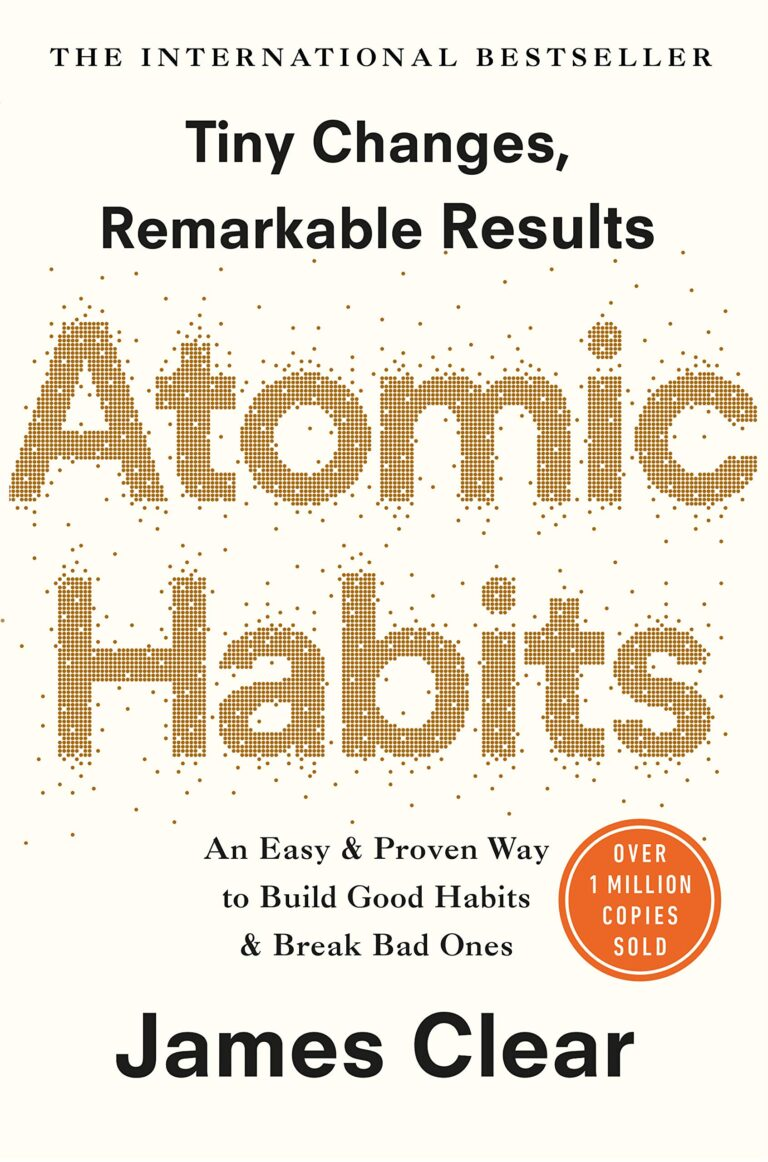 [BOOK REVIEW] Atomic Habits by James Clear