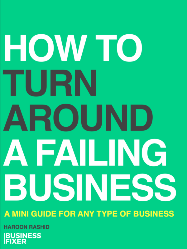 How To Turn Around A Failing Business eBook
