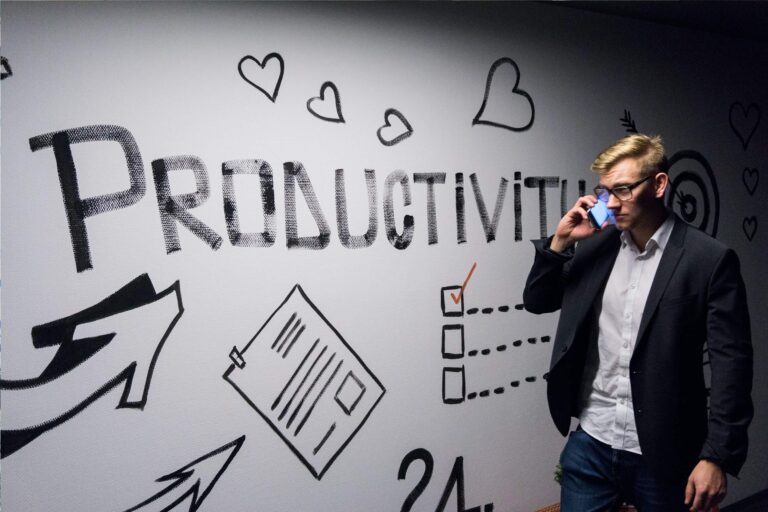 How To Boost Productivity During Business Turnaround