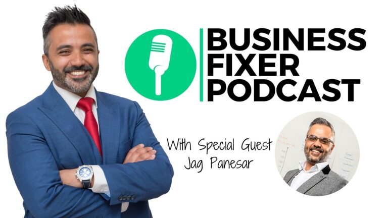 Business Growth Lessons w/ Xpand Marketing – Business Fixer Podcast 013