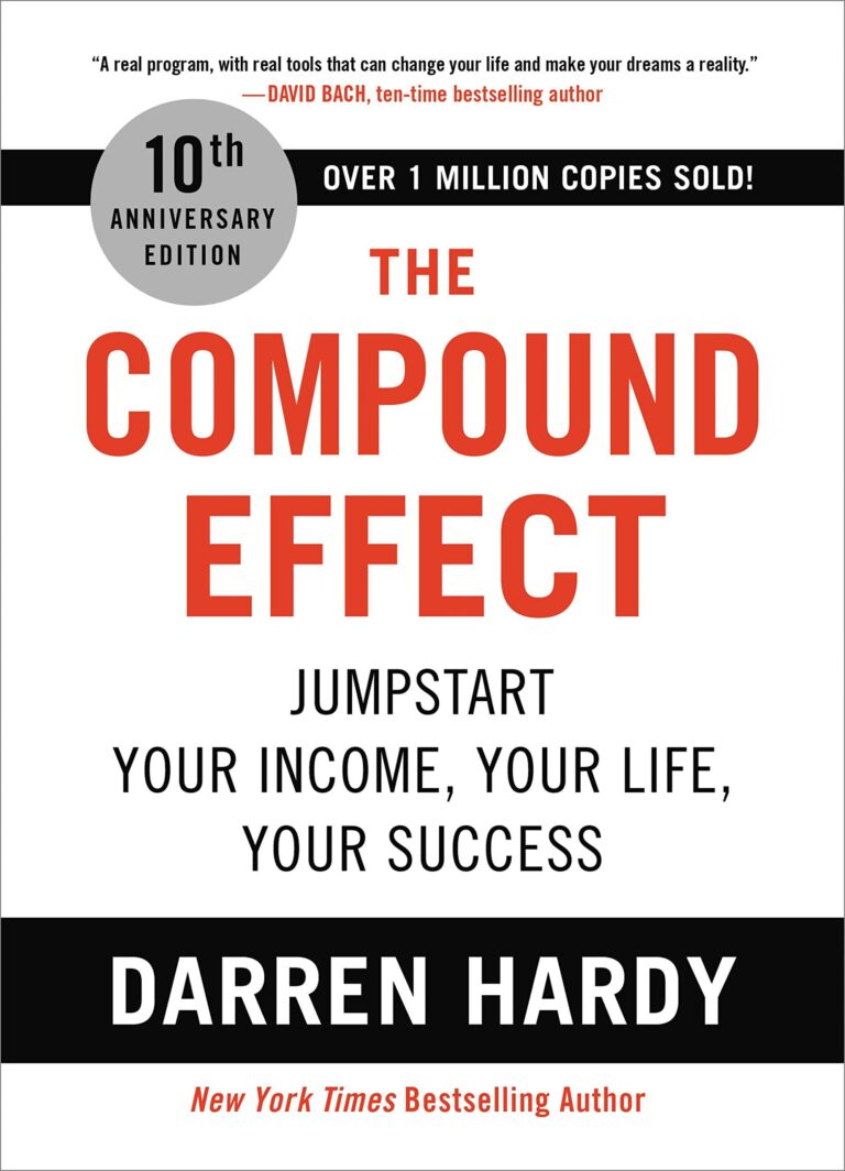 The Compound Effect Book Review – Darren Hardy